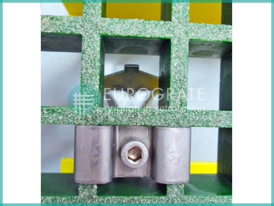 Gitterrosthalterungen - Zubehör für Gitterroste