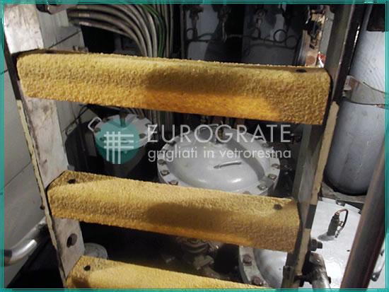 GFK-Sprossenabdeckungen für den Industriebereich