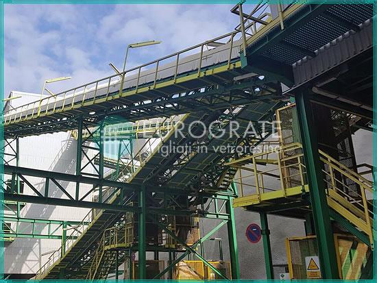Selbsttragende Strukturen für die Sicherheit des Personals in jedem Arbeitsprozess einer Bergbauanlage