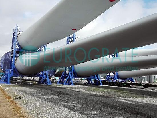 Selbsttragende Strukturen für Windkraftanlagen