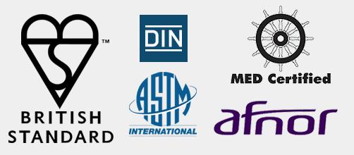 Zertifizierte und garantierte GFK-Produkte seit 30 Jahren