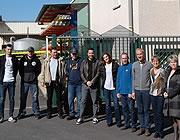 Niederlassung von Eurograte Gitterroste, Profile und Zaunanlagen in Frankreich