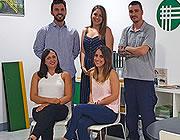Niederlassung von Eurograte Gitterroste, Profile und Zaunanlagen in Spanien